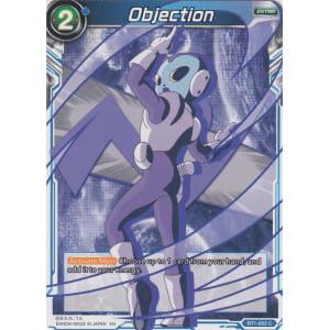 Objection (Alternate Art)