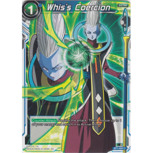 Whis's Coercion (Alternate Art)