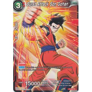 Burst Attack Son Gohan (Alternate Art)