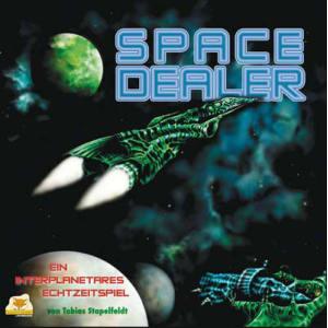 Space Dealer Board Game
