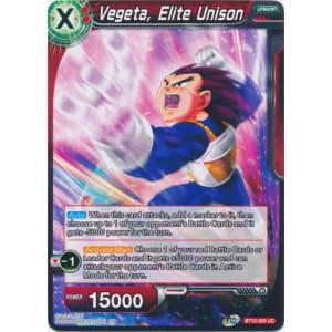 Vegeta, Elite Unison