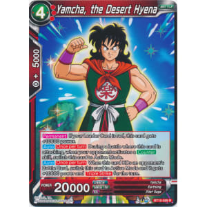 Yamcha, the Desert Hyena