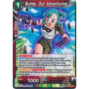 Bulma, Out Adventuring