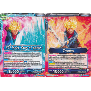 SS2 Trunks, Envoy of Justice / Trunks