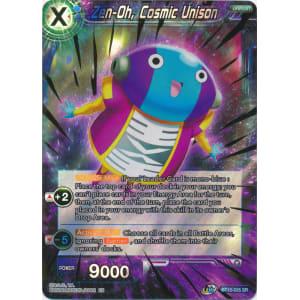 Zen-Oh, Cosmic Unison