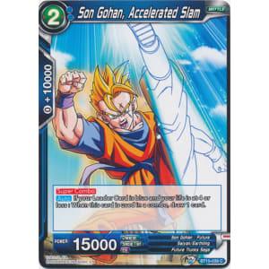 Son Gohan, Accelerated Slam