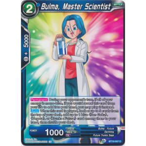 Bulma, Master Scientist
