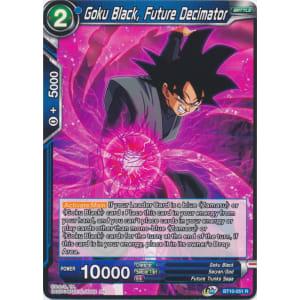 Goku Black, Future Decimator