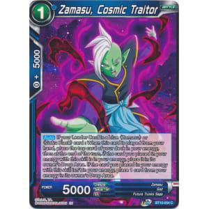 Zamasu, Cosmic Traitor