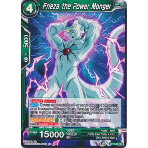 Frieza the Power Monger