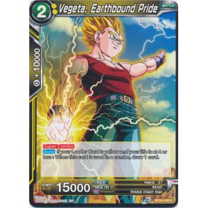 Vegeta, Earthbound Pride