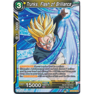 Trunks, Flash of Brilliance