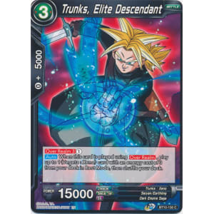 Trunks, Elite Descendant