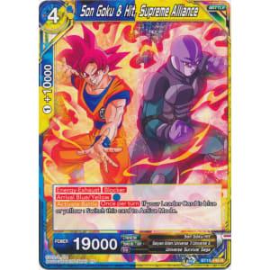 Son Goku & Hit, Supreme Alliance