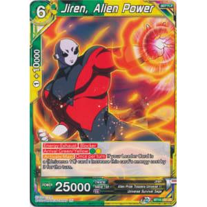 Jiren, Alien Power