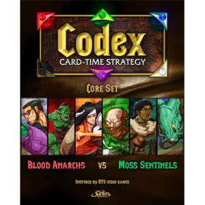 Codex: Card-Time Strategy - Core Set (Ding & Dent)