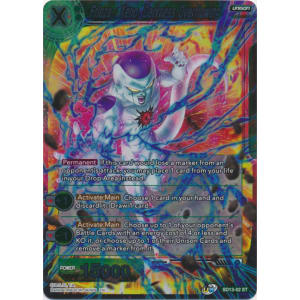 Frieza: Xeno, Darkness Overflowing (Non-Gold Stamped)