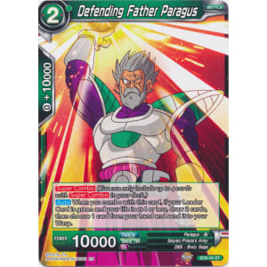 Defending Father Paragus