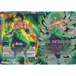Broly, Evil Unleashed / Broly