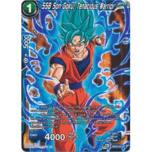 SSB Son Goku, Tenacious Warrior