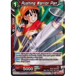 Rushing Warrior Pan