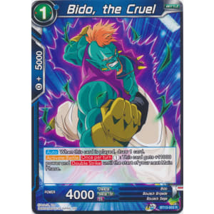 Bido, the Cruel