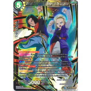 Android 17 & Android 18, Bringers of the Apocalypse
