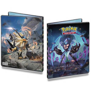 UltraPro 9 Pocket Portfolio - Pokemon Sun & Moon Ultra