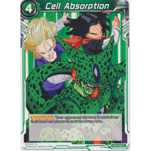 Cell Absorption