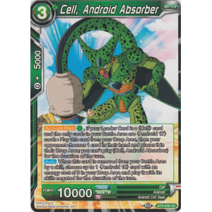 Cell, Android Absorber