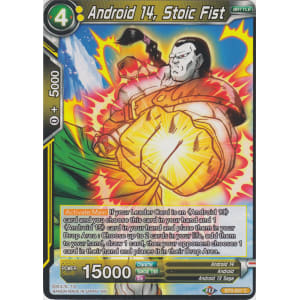 Android 14, Stoic Fist