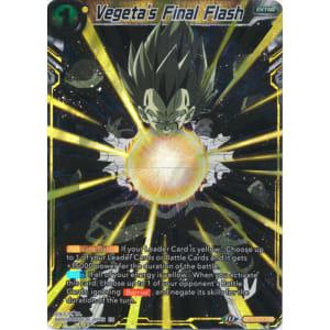 Vegeta's Final Flash