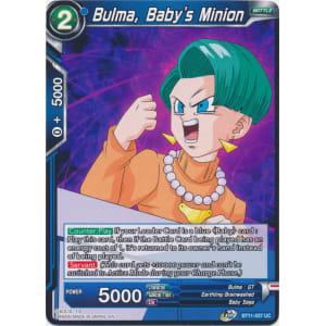 Bulma, Baby's Minion