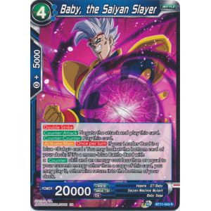Baby, the Saiyan Slayer