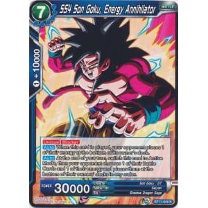 SS4 Son Goku, Energy Annihilator