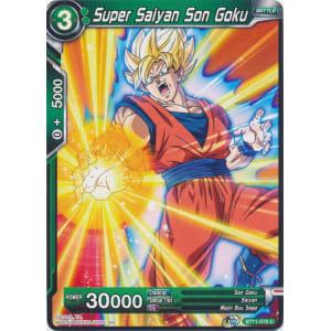 Super Saiyan Son Goku