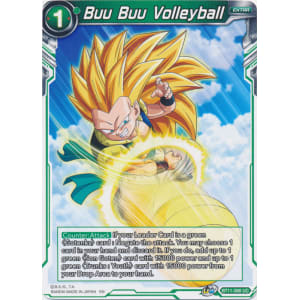 Buu Buu Volleyball