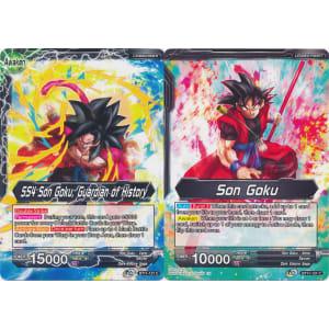 SS4 Son Goku, Guardian of History / Son Goku