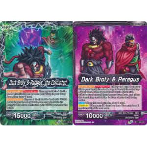 Dark Broly & Paragus, the Corrupted / Dark Broly & Paragus