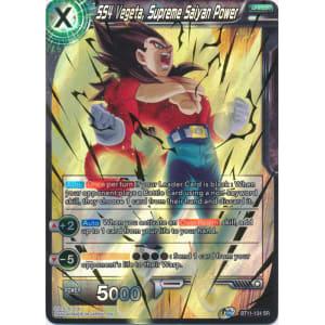 SS4 Vegeta, Supreme Saiyan Power