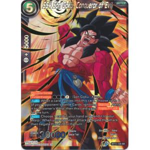 SS4 Son Goku, Conqueror of Evil
