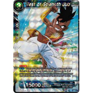 Test of Strength Uub