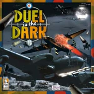 Duel in the Dark Board Game