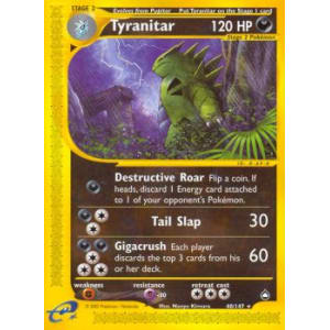 Tyranitar - 40/147
