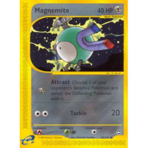 Magnemite - 52/147