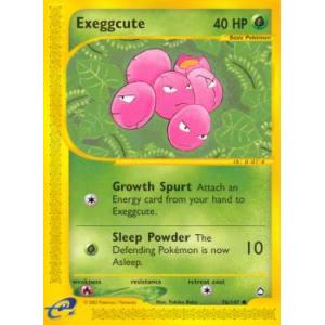 Exeggcute - 76/147