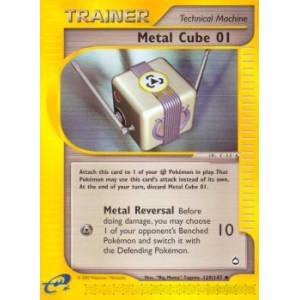 Metal Cube 01 - 129/147