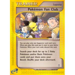 Pokemon Fan Club - 130/147