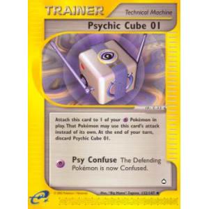 Psychic Cube 01 - 132/147