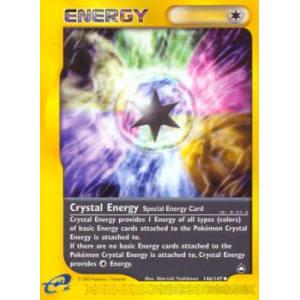 Crystal Energy - 146/147